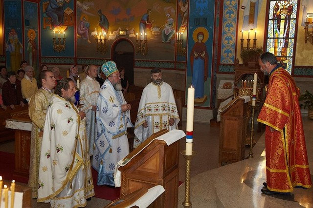 Serbian Orthodox Church In North And South America 09222009